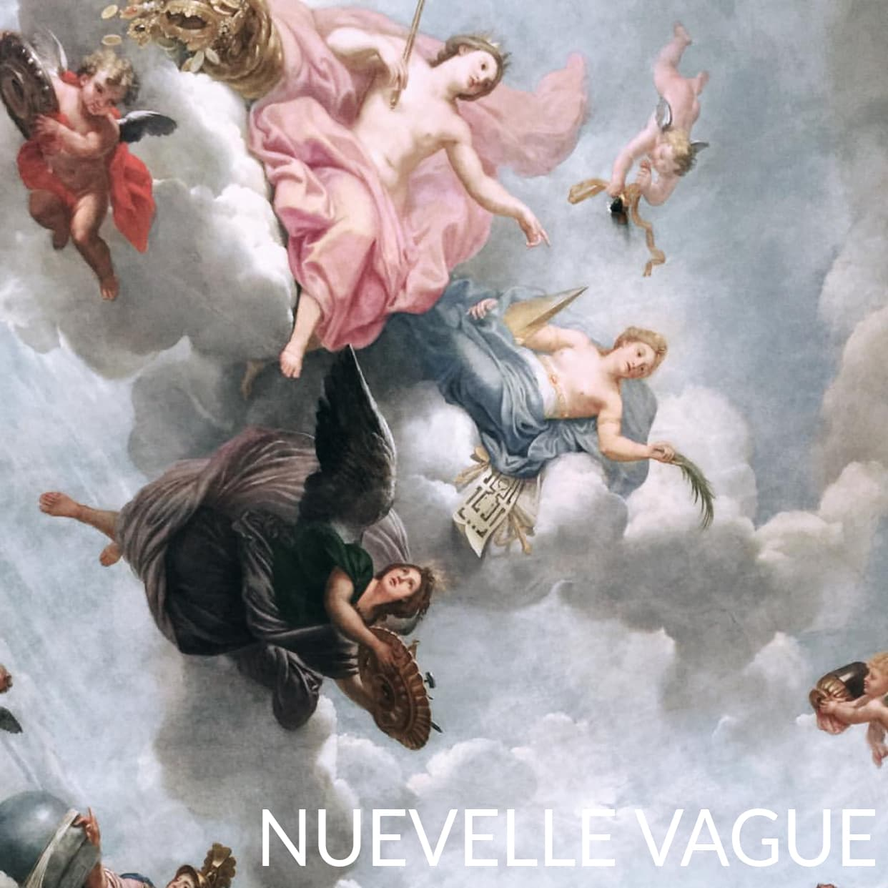 new wave, new age music playlist for spring