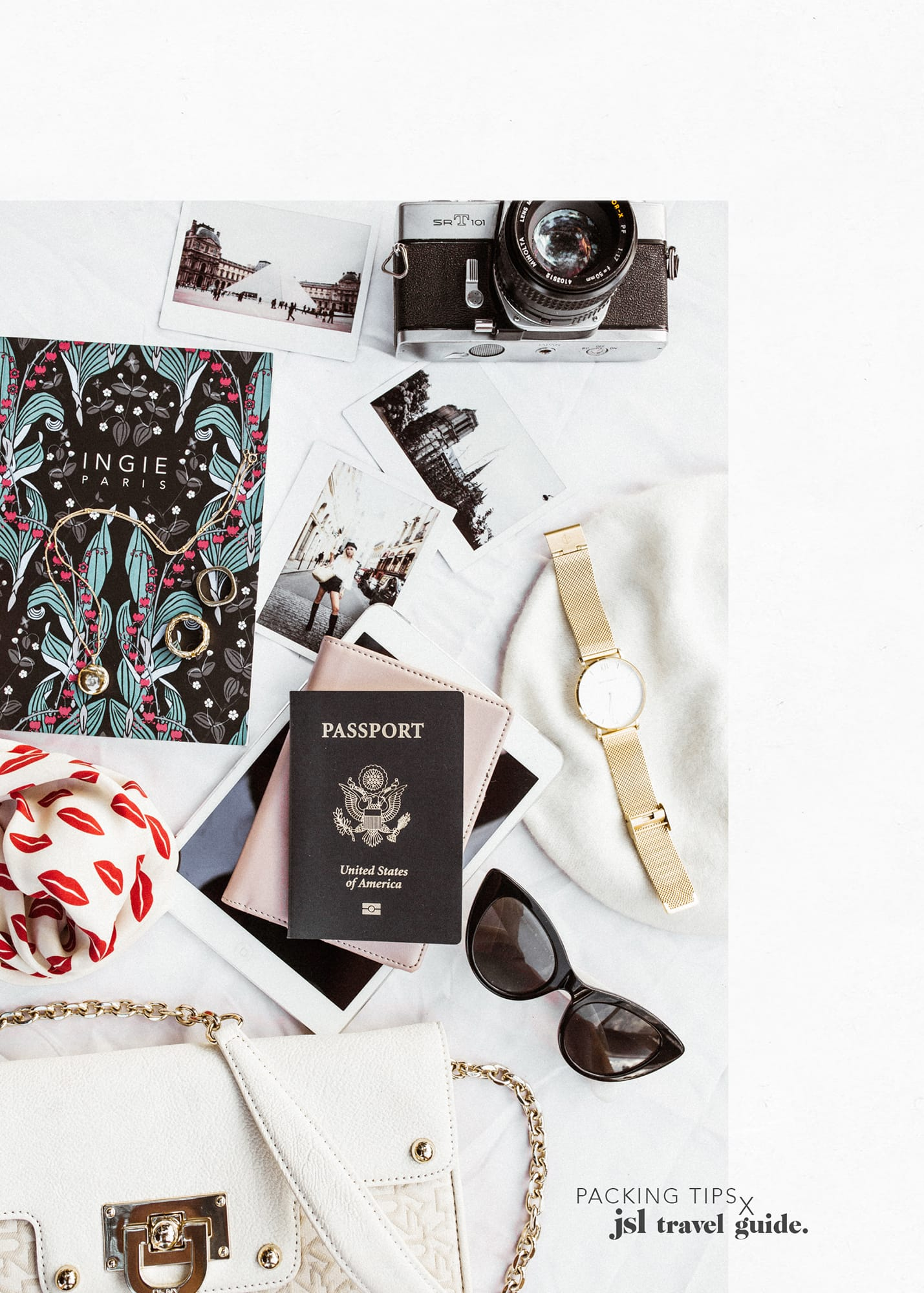 JSL Travel Guide: Packing Tips